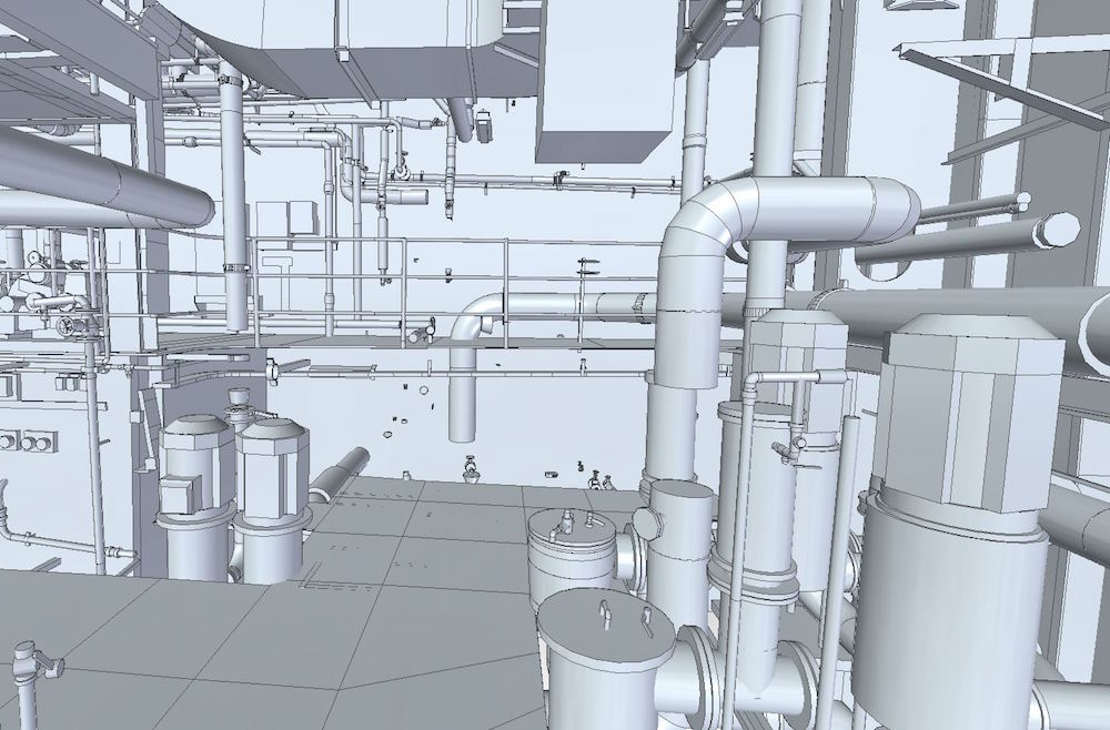 3D Scanning no piping step 3